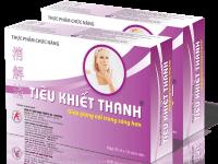 Tiêu Khiết Thanh chữa viêm amidan hiệu quả