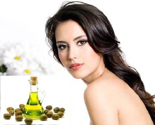 Cách làm đẹp tóc với dầu oliu