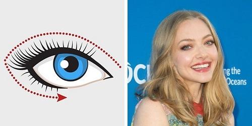 Cách kẻ eyeline cho mắt rộng