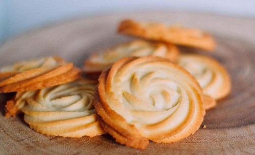 Cách làm bánh quy bơ đơn giản tại nhà