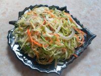 Cách làm món dưa bắp cải muối