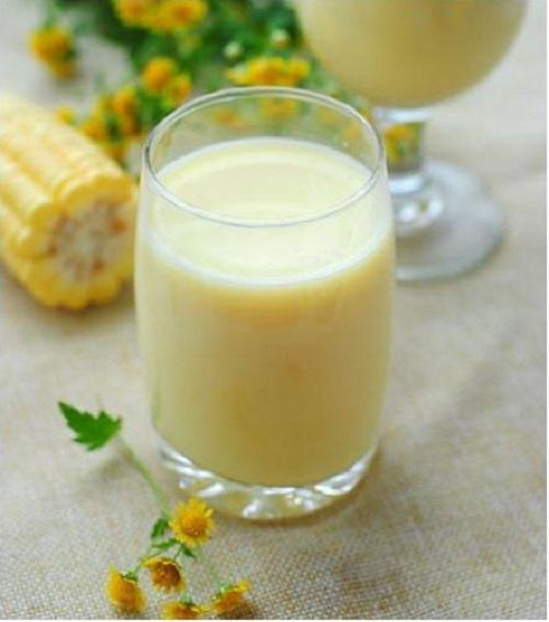 Cách làm sữa bắp thơm ngon tại nhà