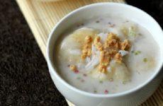 Cách nấu chè chuối nước cốt dừa