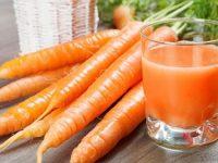 Cách sử dụng cà rốt điều trị ung thư