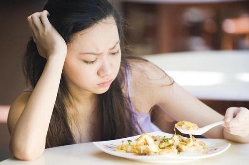 Chán ăn, khó tiêu