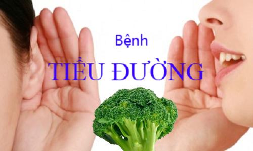 Giải pháp điều trị bệnh tiểu đường bằng bông cải xanh