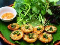 Bánh khọt món ăn ngon Vũng Tàu