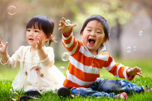 Omega 3 dành cho trẻ em