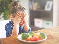 Bữa ăn thiếu chất làm trẻ suy dinh dưỡng