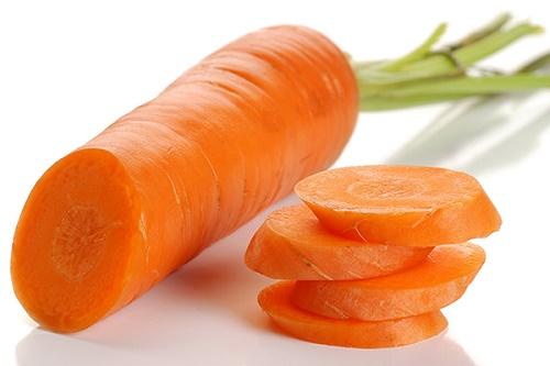Tác dụng của cà rốt với bệnh ung thư