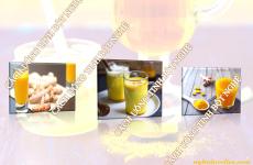 Uống tinh bột nghệ mỗi sáng có lợi ích gì?