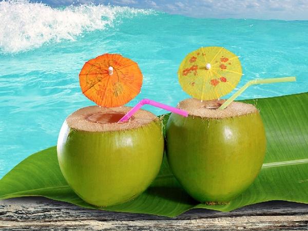+9 Công dụng hữu ích của nước dừa tươi đối với sức khỏe con người