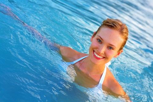 Bơi lội phù hợp với những người bệnh tiểu đường