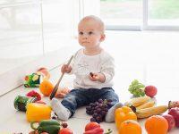 Thay đổi chế độ dinh dưỡng cho bé