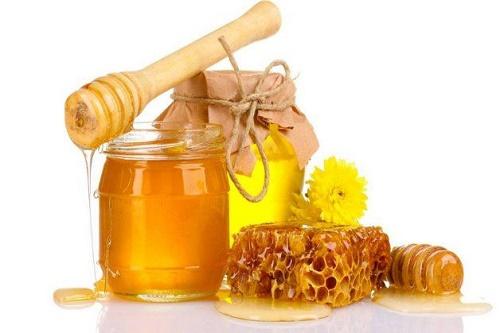 Chống táo bón bằng mật ong