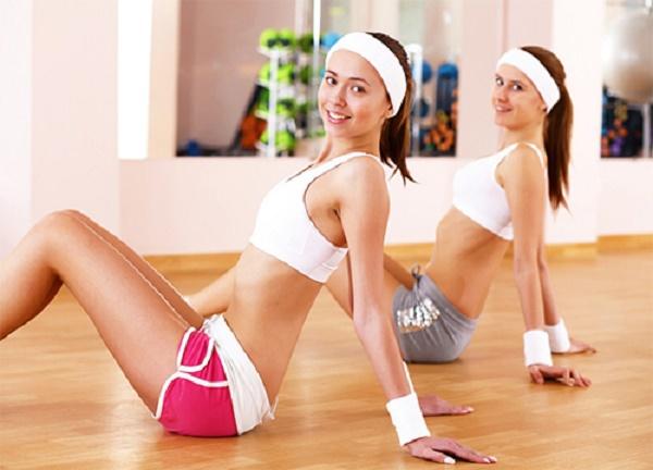 Làm ấm cơ thể trước khi thể dục