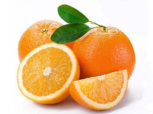 Đẩy lùi cơn ho bằng cam