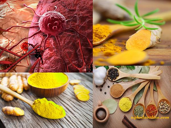 Tinh bột nghệ vàng giúp ngăn ngừa và điều trị các bệnh đường ruột