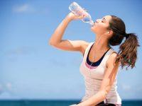 Uống nước để giảm cân