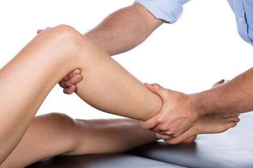 Kéo dãn cơ bắp bị đau nhức