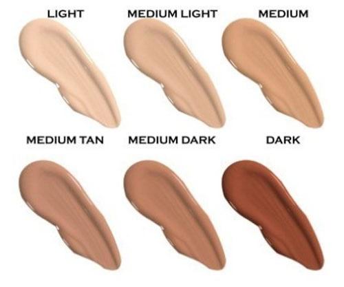 Cách chọn kem nền phù hợp với màu da