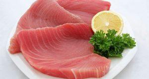 Thịt cá ngừ giúp tăng cân