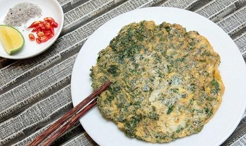 Món ăn chữa đau bụng kinh từ trứng và ngải cứu
