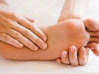Vết loét ở bàn chân là dấu hiệu người bị tiểu đường