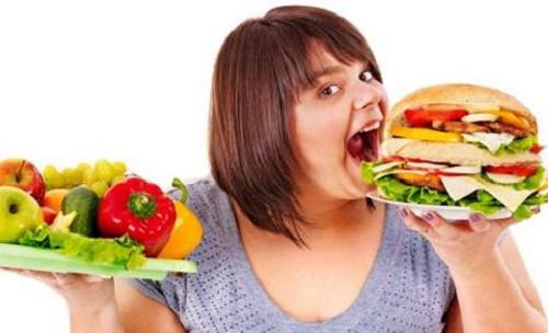 Chế độ ăn uống quá nhiều chất béo