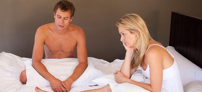 Chồng yếu sinh lý: đáng thương hay đáng trách?