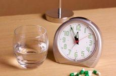 Dùng thuốc cao huyết áp không đúng giờ