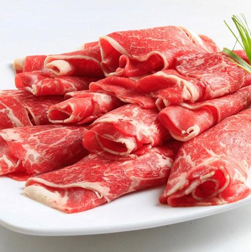 Giá trị dinh dưỡng trong thịt bò