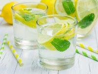 Giải độc gan bằng nước chanh