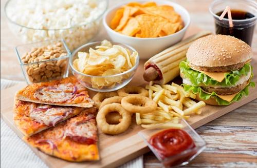 Hạn chế thực phẩm béo