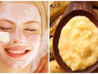 Hướng dẫn cách làm mặt nạ chuối dưỡng ẩm cho da khô