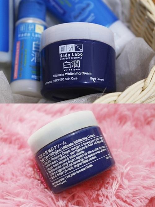 Kem Hada Labo Shirojyun Cream