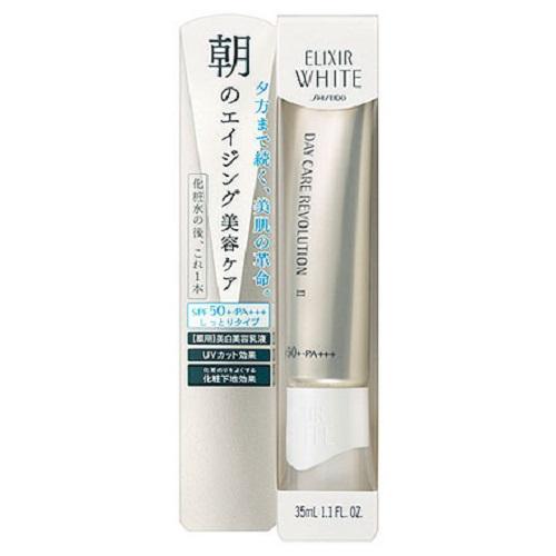 Kem shiseido elixir white day care revolution