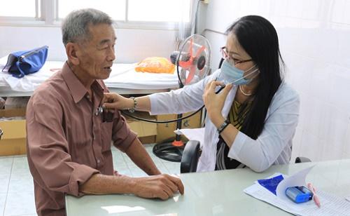 Người cao tuổi chưa quan tâm đến việc kiểm soát huyết áp