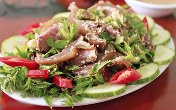 Những món ăn từ thịt dê giúp phái mạnh chữa yếu sinh lý hiệu quả