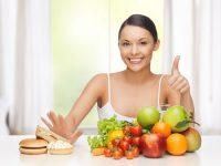 Ăn uống hợp lí giúp tăng cân