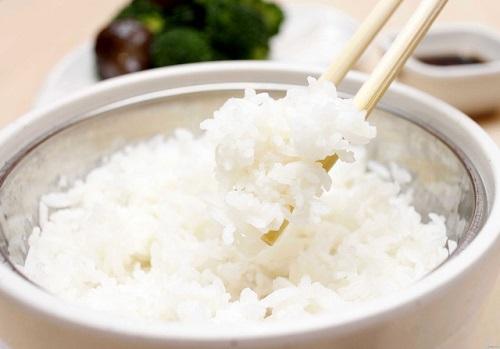Ăn cơm để tăng cân