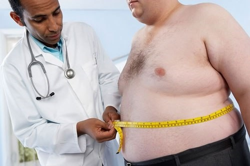 Thận yếu do thừa cân