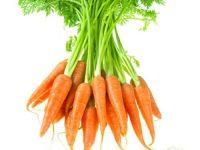 Cà rốt chưa bệnh ung thư