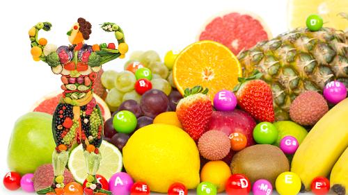 Nhóm thực phẩm giàu Vitamin