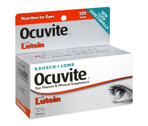 Giải đáp: Thuốc bổ mắt Ocuvite Lutein có tốt không?