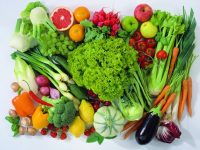 Nên ăn rau xanh