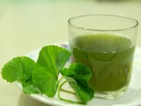 Cách làm nước rau má giải độc gan