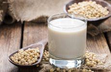 Những lưu ý khi uống sữa đậu nành