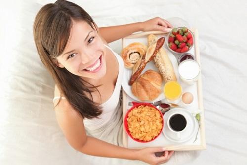 Nên biết cách ăn đúng để tăng cân
