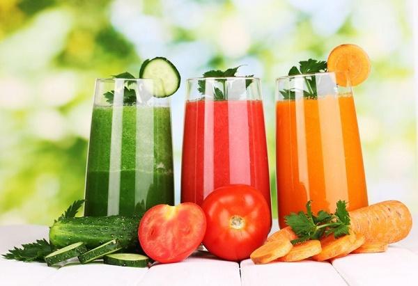 Nước ép trái cây mát gan, ngăn ngừa suy thận